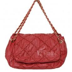 Pikowana torebka damska na łańcuszku VIP COLLECTION V17-04-003-30 [WITTCHEN]