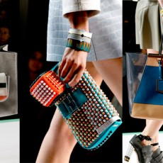Fendi spring summer 2013 handbags