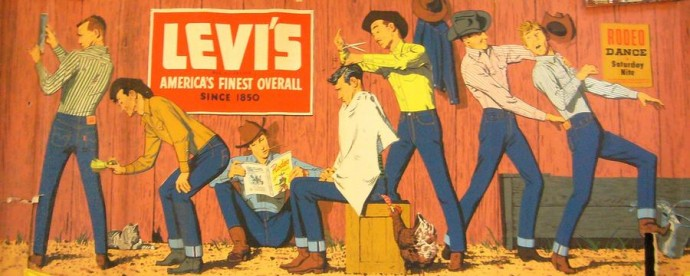 original-vintage-levi-strauss-poster-1950s--barber-anonymous-