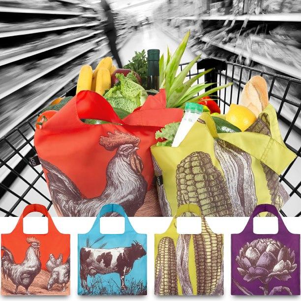 LOQI torba na zakupy